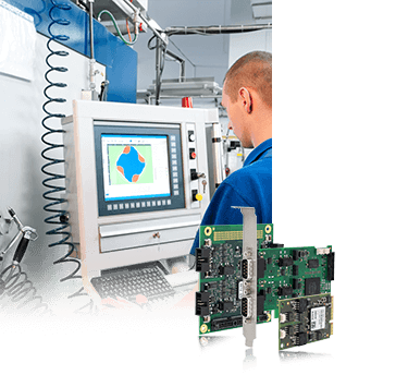 Industrial Automation Application Sample PC Interfaces