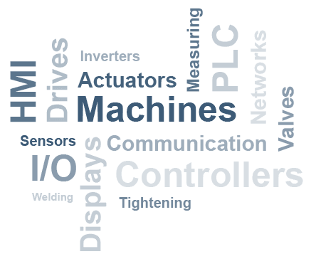 Applications for the Industrial Automation