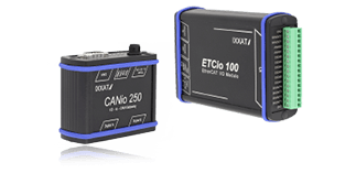 IO Modules for CAN, CANopen and EtherCAT