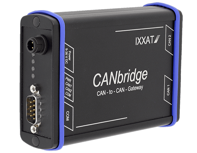 CANbridge - Configurable CAN-to-CAN Bridge
