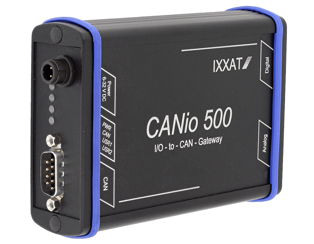 IO Modules - CANio 500 for CAN and CANopen