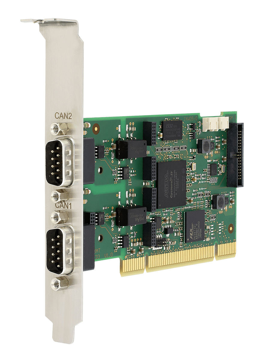 Interfaces - CAN-IB300 PCI