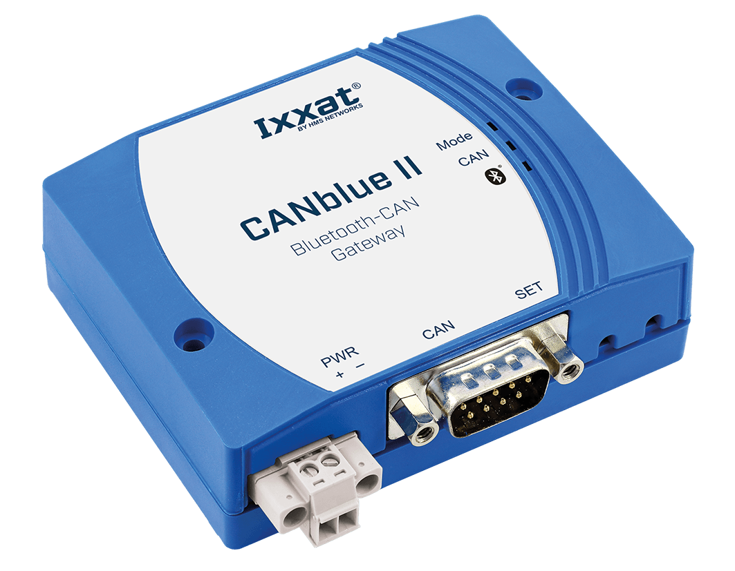 Interfaces - CANblue 2 - Bluetooth CAN Interface