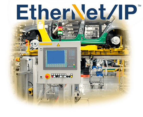 EtherNet/IP Products and Services